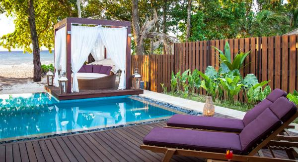 Hotel with private pool - The H Resort Beau Vallon Beach