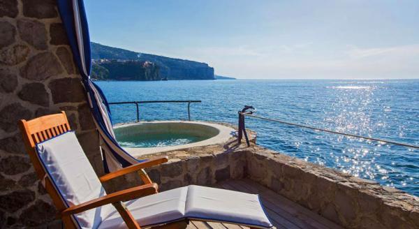 Hotel with private pool - Hotel & Resort Capo La Gala