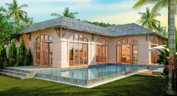 Hotel with private pool - FLC Luxury Resort Samson