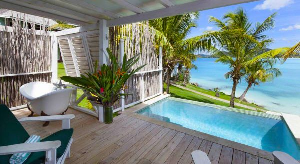 Hotel with private pool - Cocobay Resort