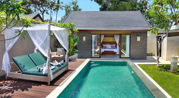 Hotel with private pool - Lumbini Luxury Villas and Spa