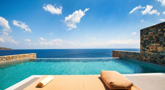 Hotel with private pool - Sensimar Elounda Village Resort & Spa by Aquila