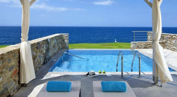 Hotel with private pool - Sensimar Royal Blue Resort & Spa