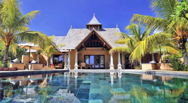 Hotel with private pool - Maradiva Villas Resort and Spa