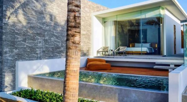 Hotel with private pool - Sensimar Koh Samui