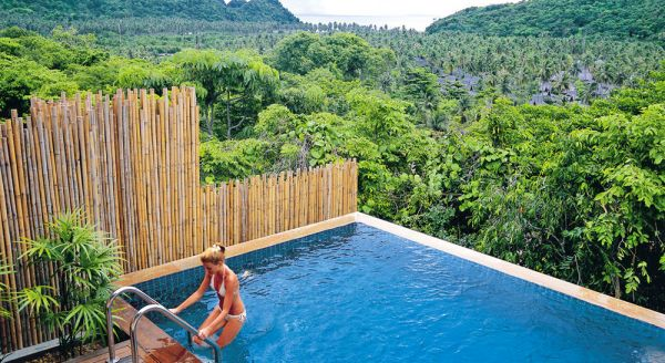 Hotel with private pool - Phi Phi Island Village Beach Resort