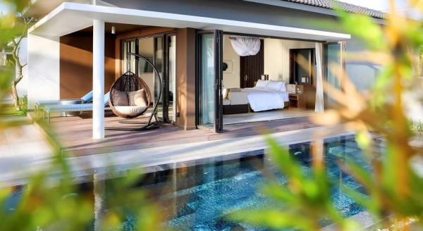 Hotel with private pool - Novotel Phu Quoc Resort
