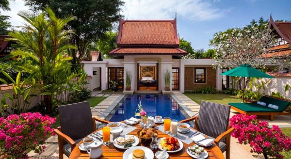 Hotel with private pool - Banyan Tree Phuket