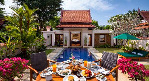 Hotel with private pool - Banyan Tree Phuket