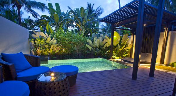 Hotel with private pool - Ramada Khao Lak Resort