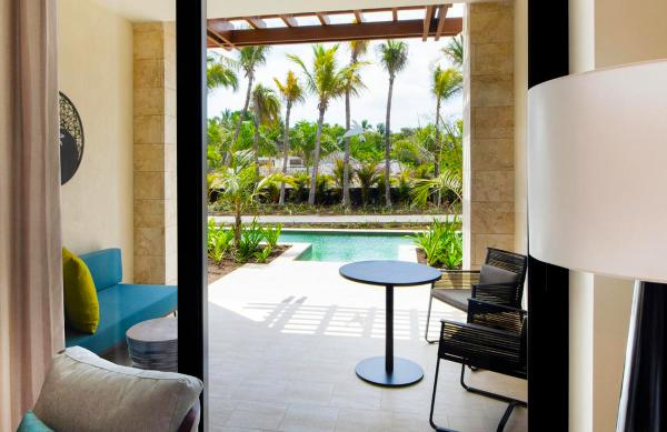 Hotels with spa - Adults Only Club at Lopesan Costa Bávaro Resort