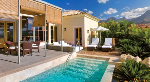 13 amazing hotels with private pool rooms in spain - Gran bahia hotel tenerife ...