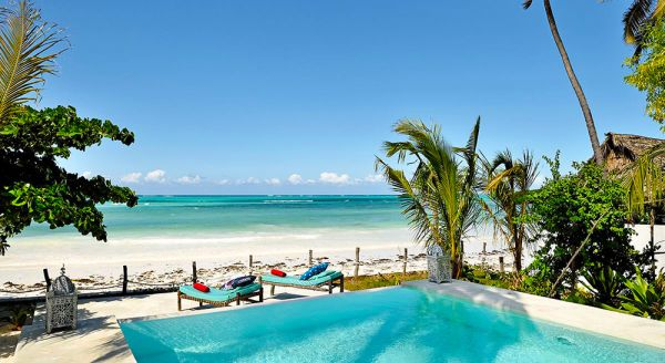 Hotel with private pool - Upendo Zanzibar