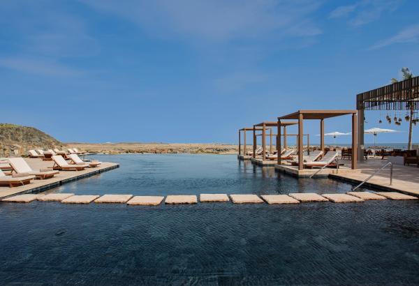 Hotels with spa - Alila Hinu bay