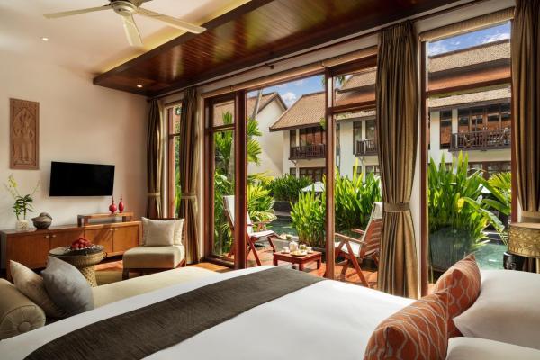 Hotels with spa - Anantara Angkor Resort