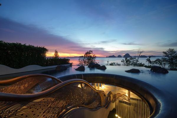 Hotels with spa - Banyan Tree Krabi