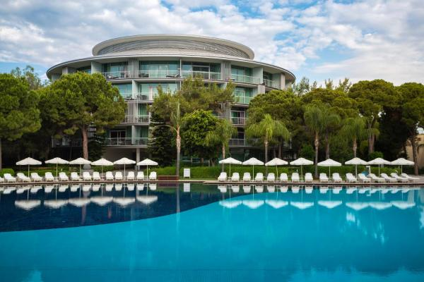 Hotels with spa - Calista Luxury Resort