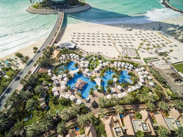 Hotels with spa - Jumeirah Beach Hotel