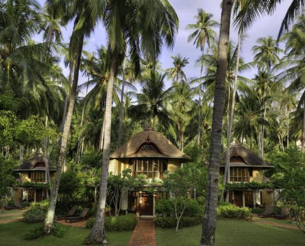 Hotels with spa - Rayavadee