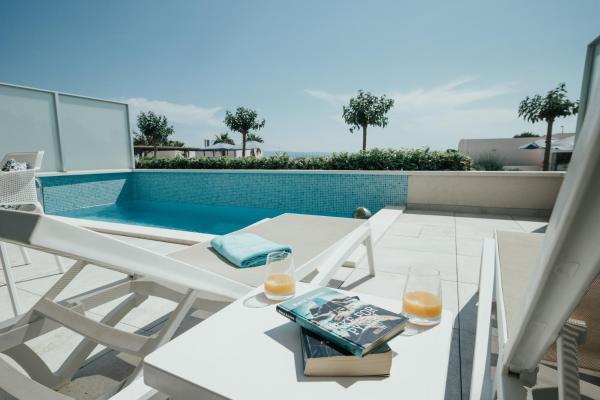 Hotels with spa - Romana Beach Resort Apartments