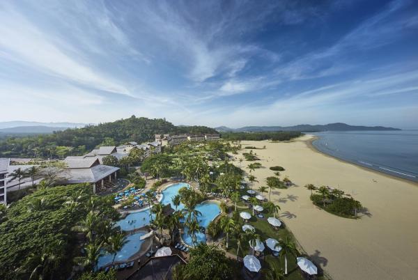 Hotels with spa - Shangri-La Rasa Ria, Kota Kinabalu