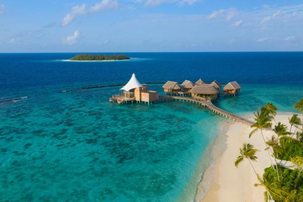Hotels with spa - The Nautilus Maldives