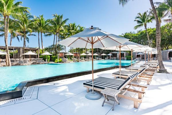 Hotels with spa - W South Beach
