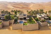 Hotel with private pool - Anantara Qasr al Sarab Desert Resort