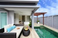 Hotel with private pool - Twin Lotus Resort and Spa