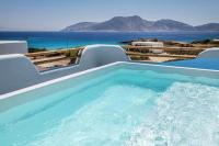 Hotel with private pool - Pangaia Seaside Ηotel