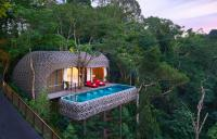 Hotel with private pool - Keemala