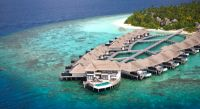 Hotel with private pool - Outrigger Konotta Maldives Resort
